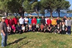 Trainingslager Porec 2019