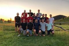 Teambuilding - Vorbereitung auf die Saison 2019/2020